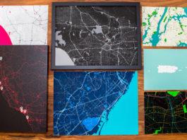 Many Maps