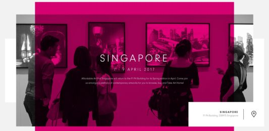 Affordable Art Fair Singapore 2017