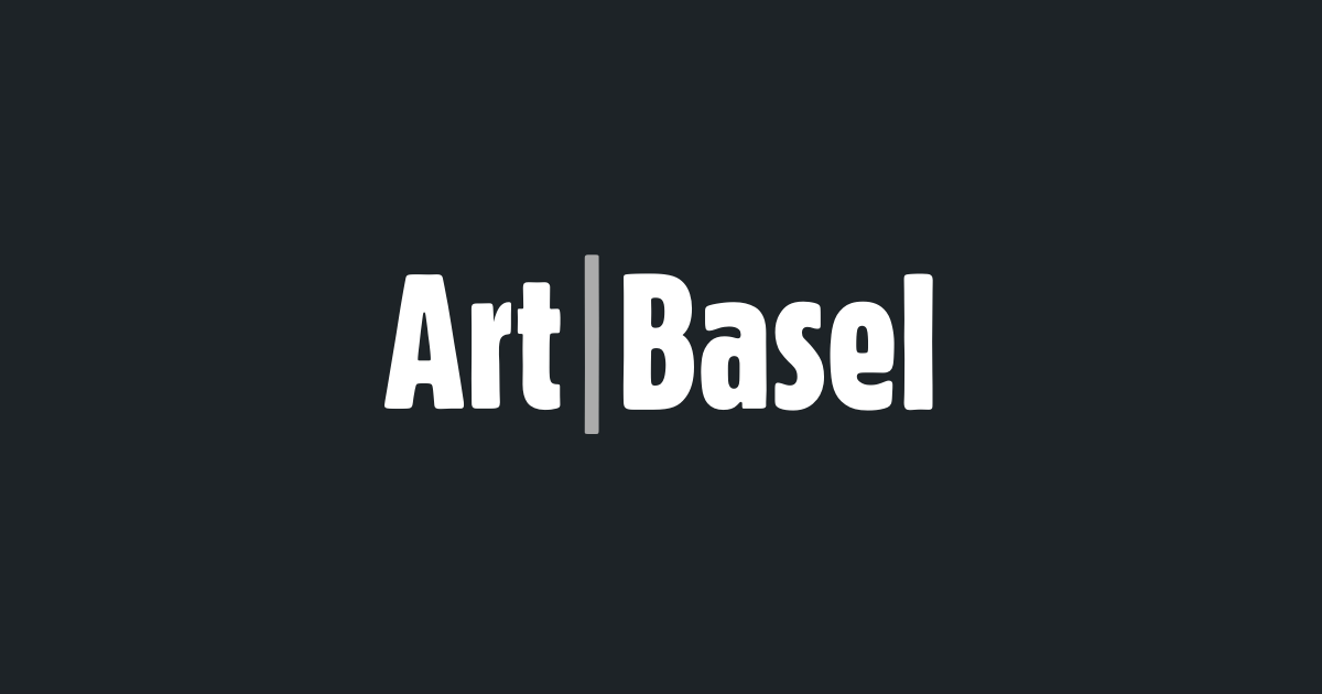 Art Basel OVR 2020 (Online Viewing Rooms)